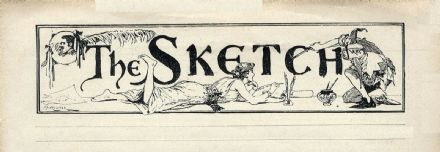 1894 THE SKETCH Magzine ALICE STOPFORD GREEN Cotopaxi Mine SYBIL CUTHELL Victorian Society (4500)